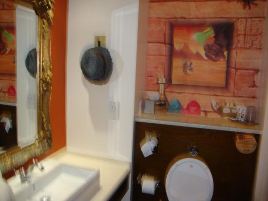A Clean Bathroom Picture Of Legoland Resort Hotel