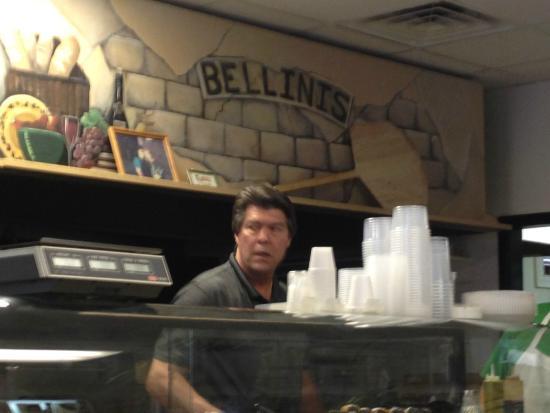 Bellini's : The Man