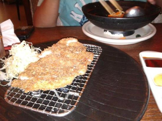 Mr. Kurosawa: Lay off the tonkatsu!
