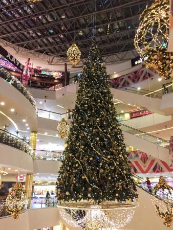 Galeria Shopping Mall: Декабрь 2014