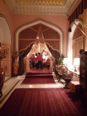 Uzbekistan: entrance