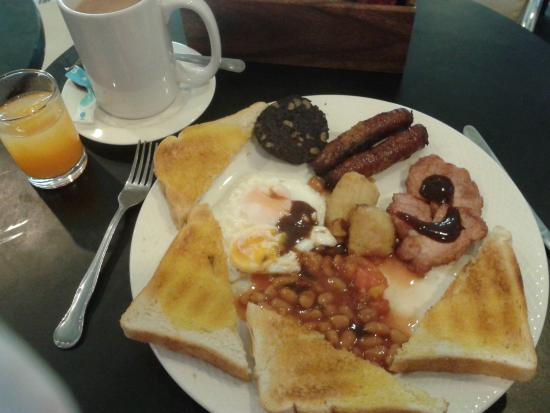 The Irish Rovers Restaurant: Belly Buster Breakfast