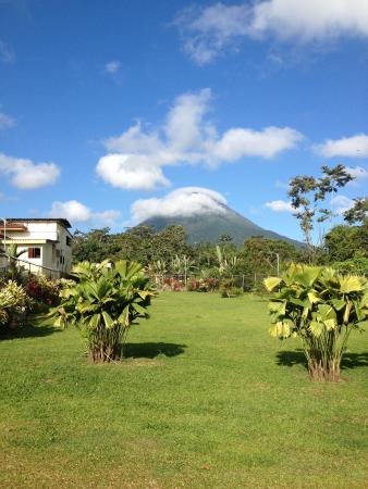 Arenal Backpackers Resort: View from room