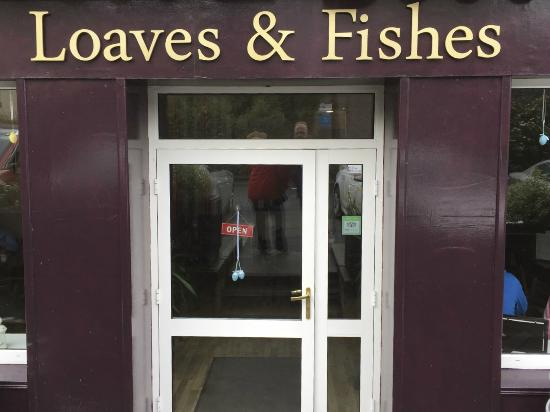 Exterior picture of loaves and fishes athlone tripadvisor for Fishes and loaves