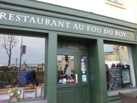 外観 - Picture of Le Fou du Roy, Versailles - TripAdvisor