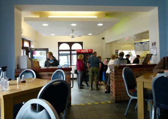 The Jolly fryer fish restaurant,Wisbech.