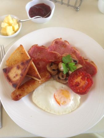 Crowfield Country House : Breakfast at Crowfield