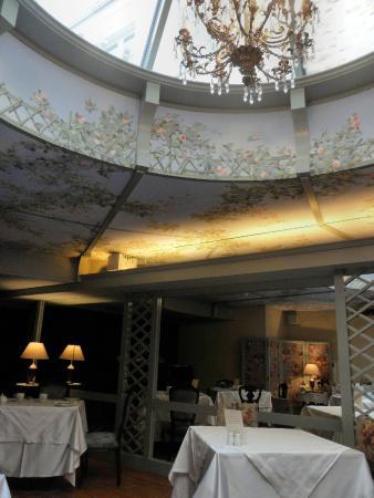Antonius Hotel : Restaurant/Breakfast downstairs