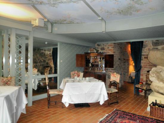 Antonius Hotel : Restaurant/Breakfast area