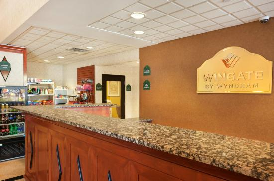Wingate by Wyndham Chesapeake: Reception