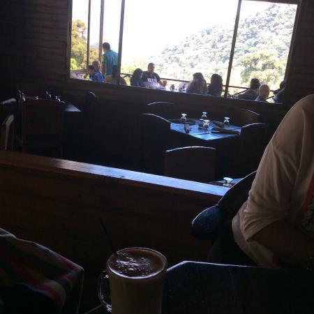 Boquete Tree Trek Restaurant: Chai