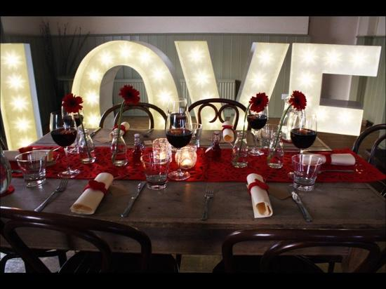 Unthank Arms Bar & Restaurant: Love is in the air!