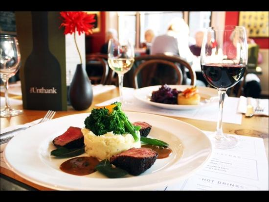 Unthank Arms Bar & Restaurant: the perfect lunch