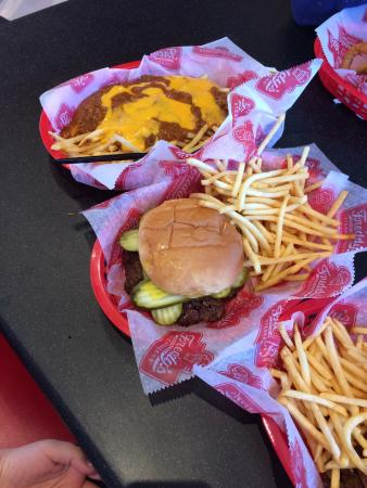 Freddy's Frozen Custard and Steakburgers