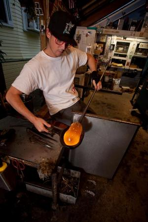 ‪Glassblowing San Diego‬