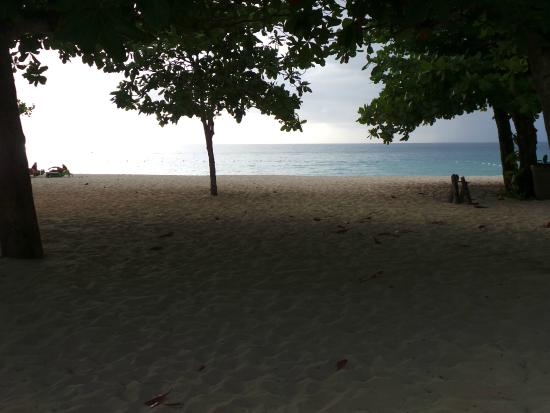 Negril Beach Club : The beach