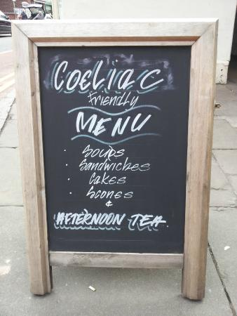 Marmalade : More cafes should have signs like this outside