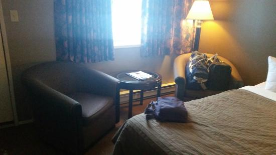 A corner to relax in,Canway Inn & Suites  |  1601 Main Street S, Dauphin, Manitoba R7N 2V4, Cana