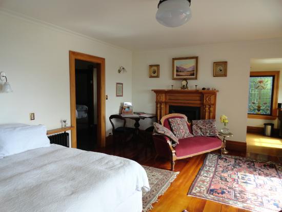 Te Puna Wai Lodge: The Haulashore appartment