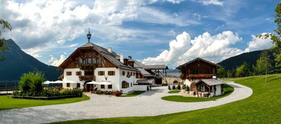 Аннаберг-Лунготц, Австрия: Das Winterstellgut