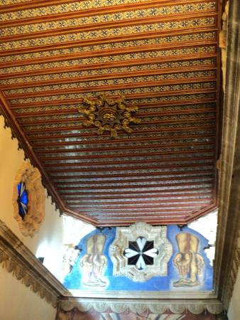 Foto de sanborns de los azulejos ciudad de m xico techos for El sanborns de los azulejos