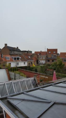 Bed and Breakfast Het Consulaat: Bruges skyline