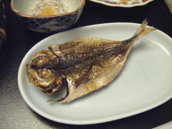 Hotel Senkei: Part of the breakfast