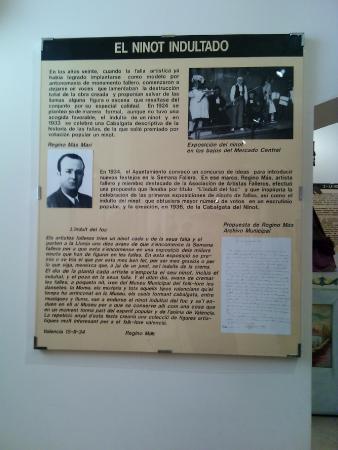 Museo del Gremio de Artistas Falleros : museo