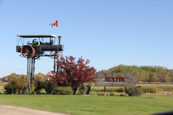 well worth the stop manitoba agricultural museum austin traveller