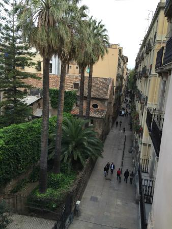 Casa Camper Hotel Barcelona: View from room