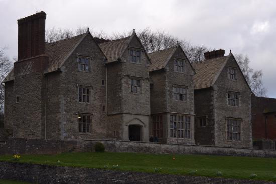 Much Wenlock, UK: Wilderhope Manor