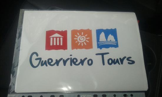 ‪Guerriero Tours‬