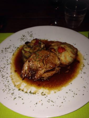 Le Palissy Chez Norbert: Fantastic lamb for Easter at Chez Norbert Le Palissy
