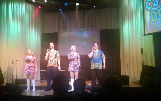 Jerry Presley's God and Country Theatre: California Dreamin 4/2/2015