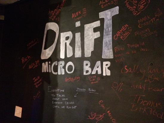 ‪Drift Micro Bar‬