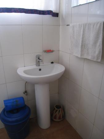 The Garden House: salle d'eau