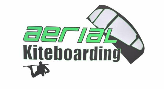 Aerial Kiteboarding School Logo