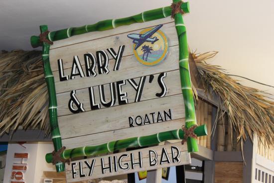 Larry and Luey's Fly High Bar