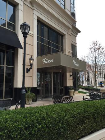 Del Frisco's Double Eagle Steak House: Exterior