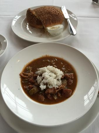 Del Frisco's Double Eagle Steak House: Bowl of Gumbo for $10