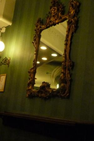 Grand Theatre: lovely mirror