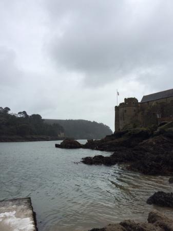 Dartmouth Castle Tea Rooms : Dartmouth Castle