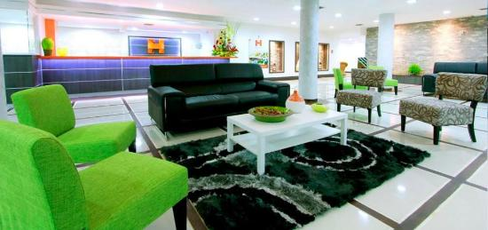 Hippocampus Vacation Club : LOBBY