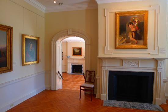 One Of The Rooms Picture Of Morven Museum And Garden Princeton
