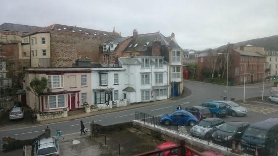 Car Park At Rear Picture Of The Bath House Hotel Ilfracombe TripAdvisor