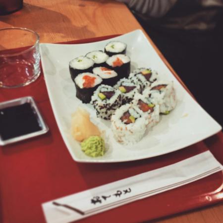 sumo sushi bar marseille omd men om restauranger tripadvisor. Black Bedroom Furniture Sets. Home Design Ideas