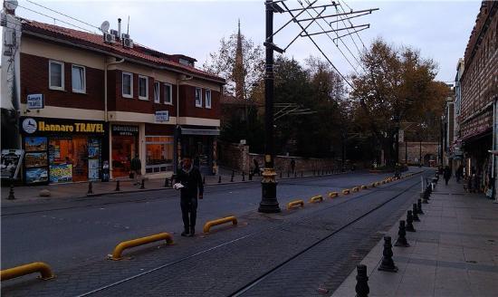 Dongyang Hotel Istanbul: отель в 3 мин хотьбы от трамвайной остановки и 5 мин до Голубой мечети