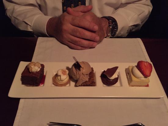 Harry Waugh Dessert Room at Bern's Steak House: Taste of Bern's