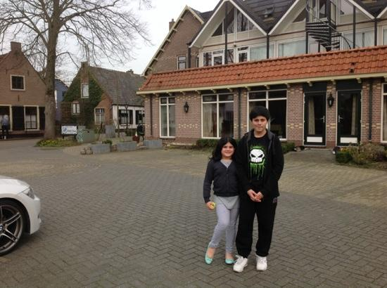 Hotel Orion: daniel & tina