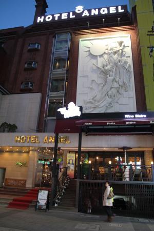 Hotel Angel: ホテル外観